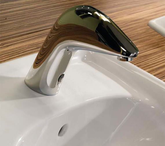 Image 3 of Twyford Sola Infra Red Monobloc Battery Operated Tap - SF2601CP