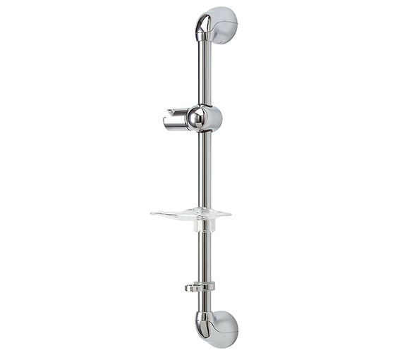 Deva Slide Shower Rail - SPE12