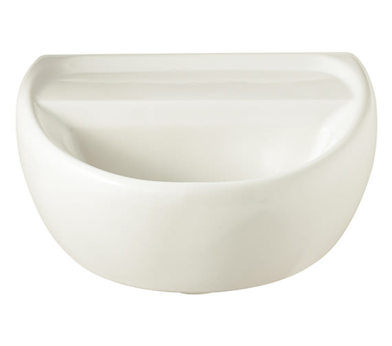 Twyford Sola Medical Washbasin 400 x 345mm - SA4150WH
