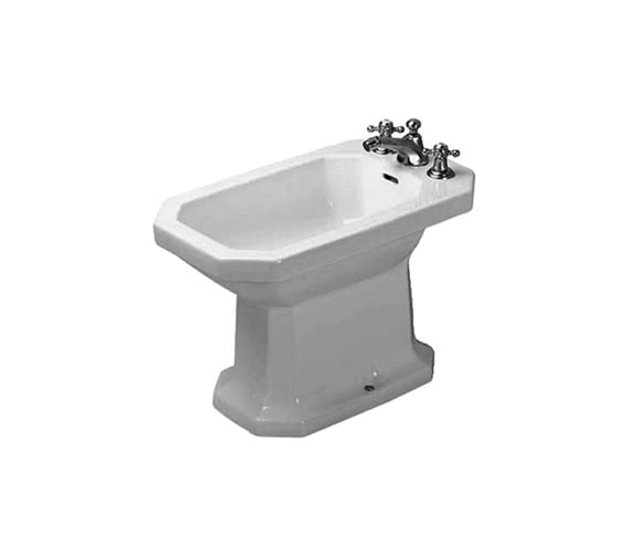 Duravit 1930 Series Floor Standing 3 Tap Hole Bidet 600mm