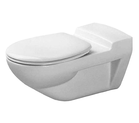 Duravit Architec Wall Mounted 350 x 700mm Toilet  - 0190090000