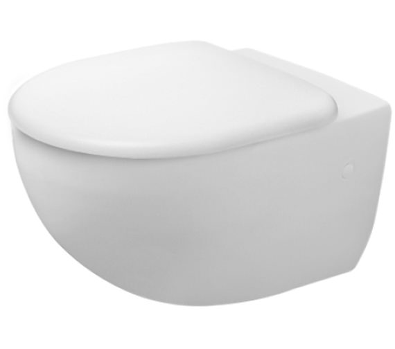 Duravit Architec Wall Mounted Toilet 365 x 575mm - 2546090064