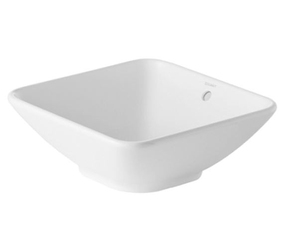 Duravit Bacino 420mm Square Wash Bowl