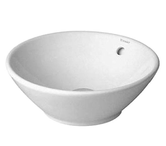 Duravit Bacino 420mm Round Wash Bowl - 325420000