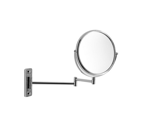 Duravit D-Code Cosmetic Magnifier Mirror