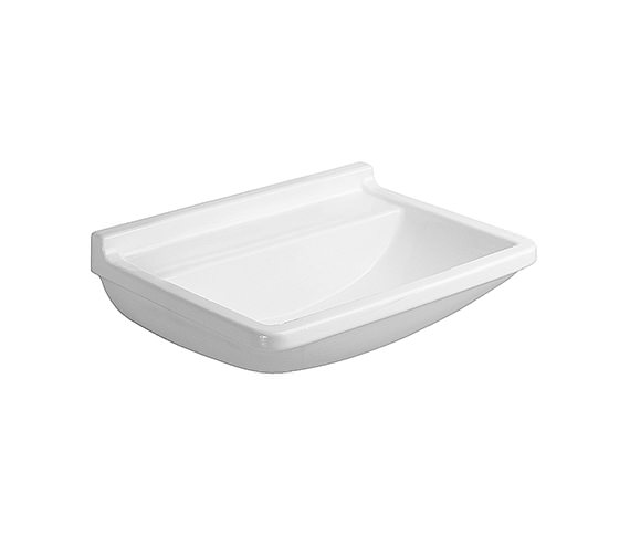 Duravit Starck 3 Med Washbasin 600mm - 0307600000