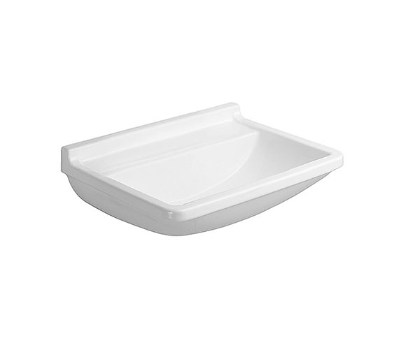 Duravit Starck 3 Washbasin Med 500mm - 0307500000
