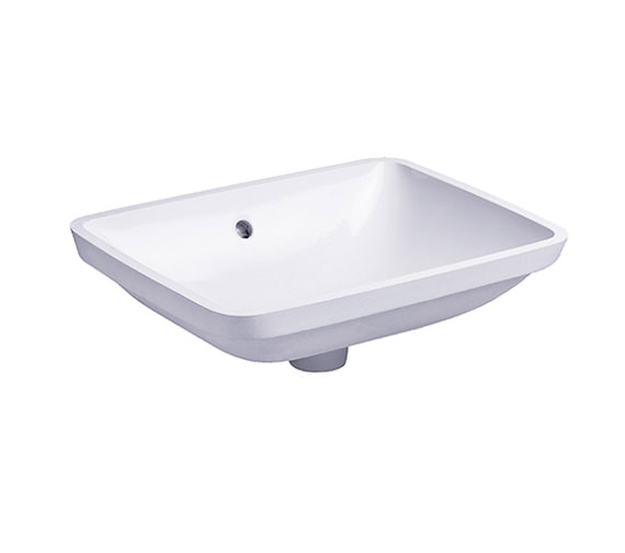 Starck 3 Vanity Undercounter Basin with Overflow 530 x 400mm - 030549