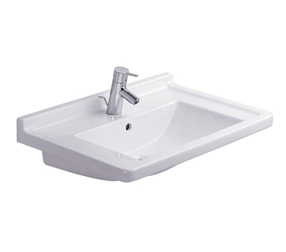 Duravit Starck 3 Washbasin 700mm With Overflow