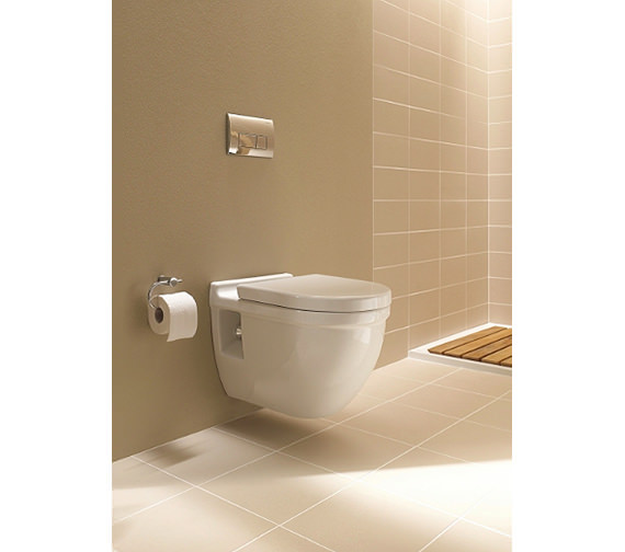 Duravit Starck 3 Wall Mounted Toilet 2200090000