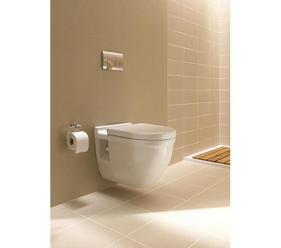 Duravit Starck 3 Wall Mounted Toilet - 2200090000
