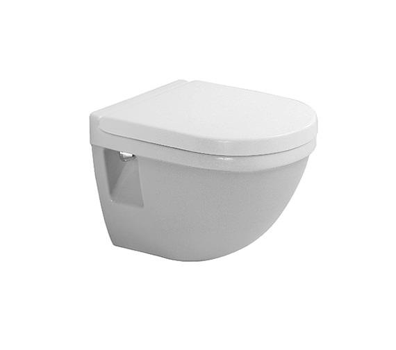 Duravit Starck 3 Compact Wall Hung Toilet