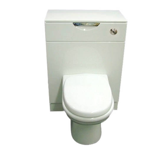 Aqva Furniture Back to wall toilet unit 600mm