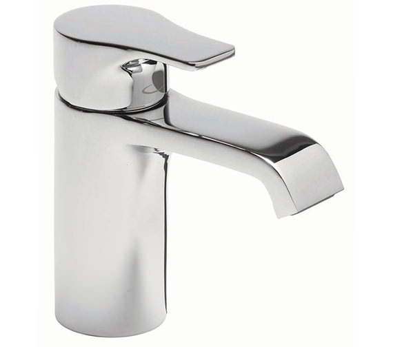 Tavistock Blaze Basin Mixer Tap With Click Waste - TBL11