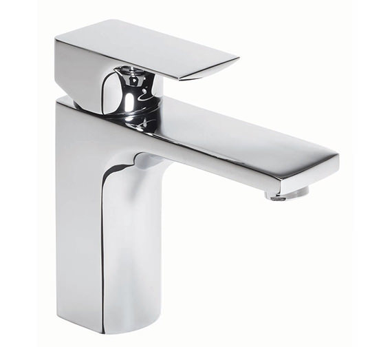 Tavistock Siren Basin Mixer Tap With Click Waste - TSN11