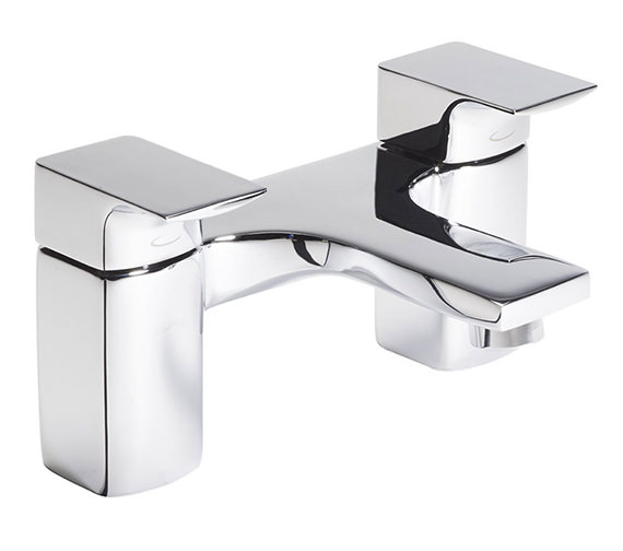Tavistock Siren Deck Mounted Bath Filler Tap Chrome - TSN32