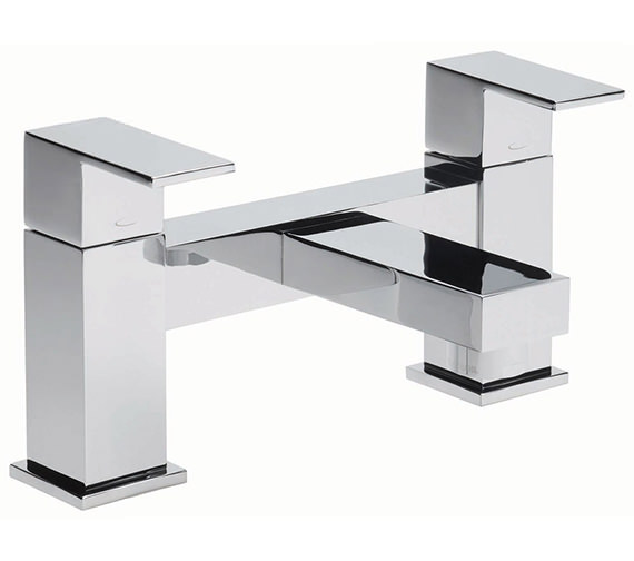 Tavistock Index Deck Mounted Bath Filler Tap - TND32