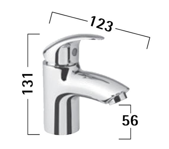 Technical drawing QS-V50277 / TCR62