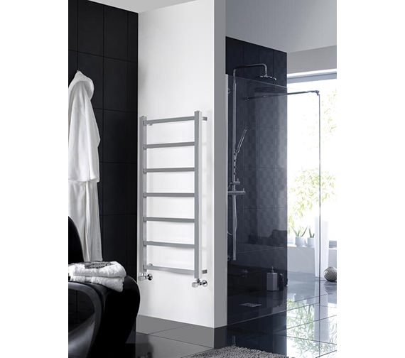 Hudson Reed Eton 1200mm High Cloakroom Designer Radiator