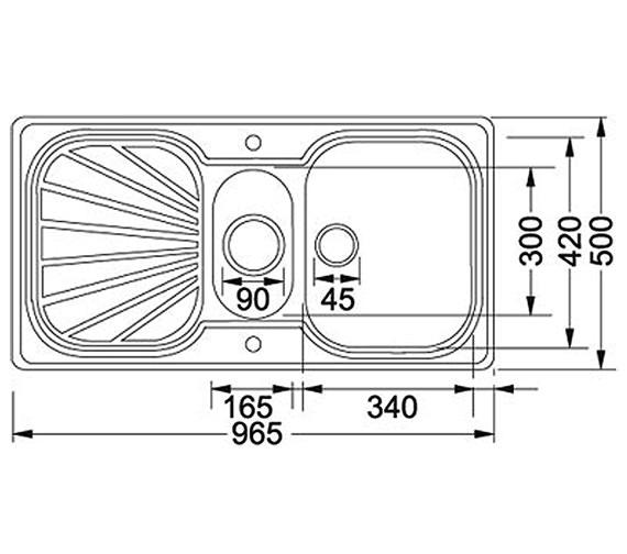 Technical drawing QS-V5076 / 1010019158 BOM