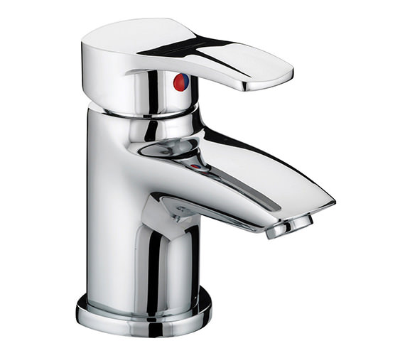 Bristan Capri Basin Mixer Tap with Pop-Up Waste - CAP BAS C Image
