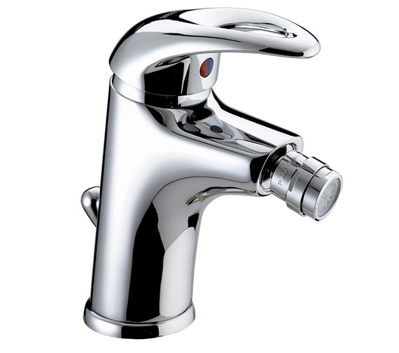 Bristan Java Mono Bidet Mixer Tap With Pop-Up Waste - J BID C