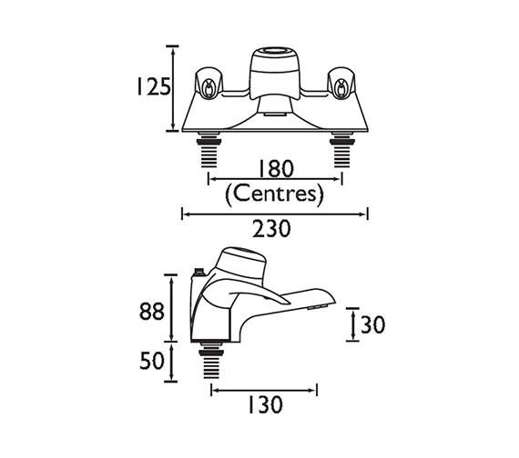 Technical drawing QS-V51079 / J THBSMVO C