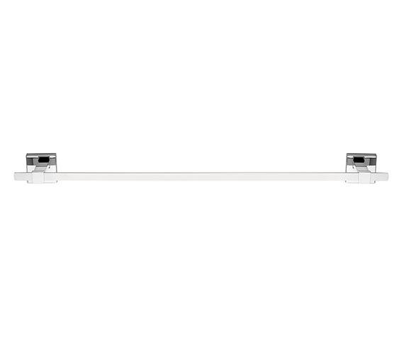 Croydex Cheadle Flexi-Fix Towel Rail 672mm - QM512741