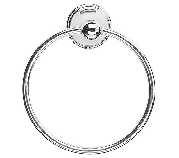 Croydex Westminster Round Ring for Towels - QM201541
