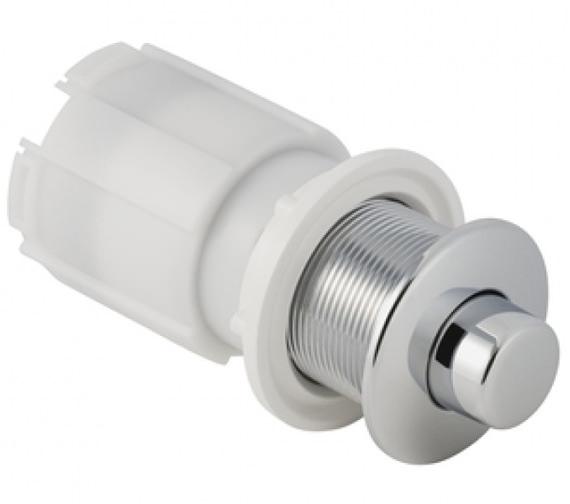 Geberit Hytouch Short Wall Pneumatic Palm Single Flush Push Button