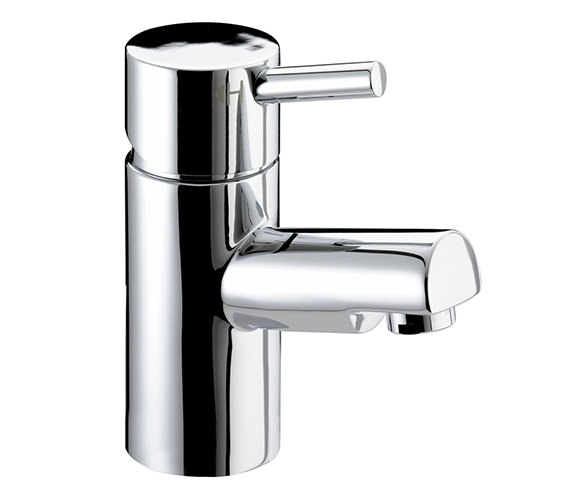 Bristan Prism Chrome Basin Mixer Tap Without Waste - PM BASNW C