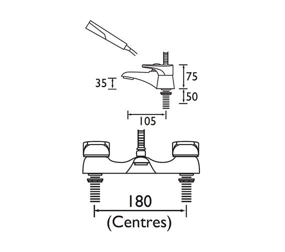 Technical drawing QS-V52111 / JU BSM C