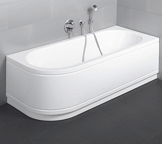 Bette Starlet IV Silhouette Comfort Super Steel Bath 1700 x 750mm