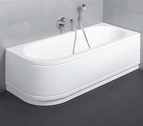 Bette Starlet IV Silhouette Comfort Super Steel Bath 1700 x 750mm