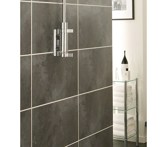 Additional image of Mira Miniluxe ER Thermostatic Shower - 1.1660.007
