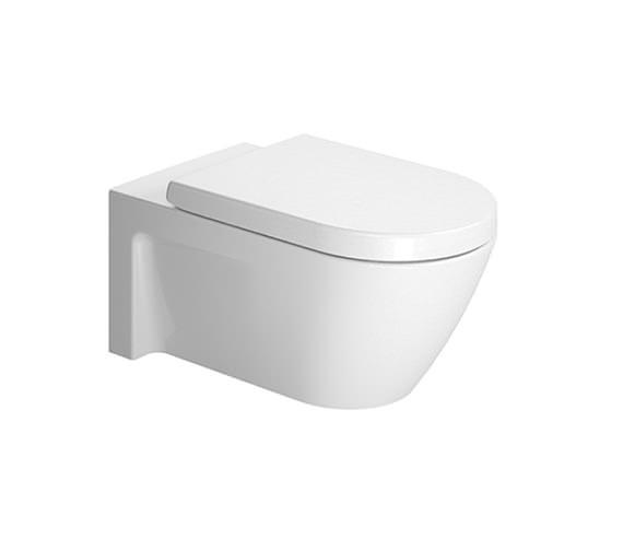 Duravit Starck 2 Wall mounted Toilet 360 x 620mm - 253309