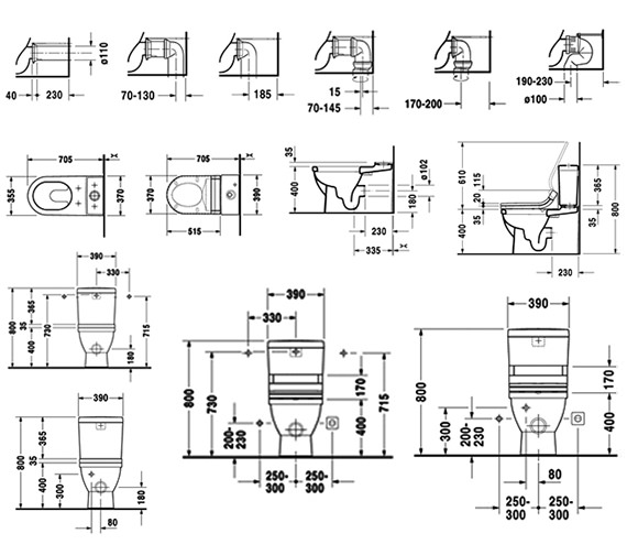 Technical drawing QS-V52848 / 2141090000