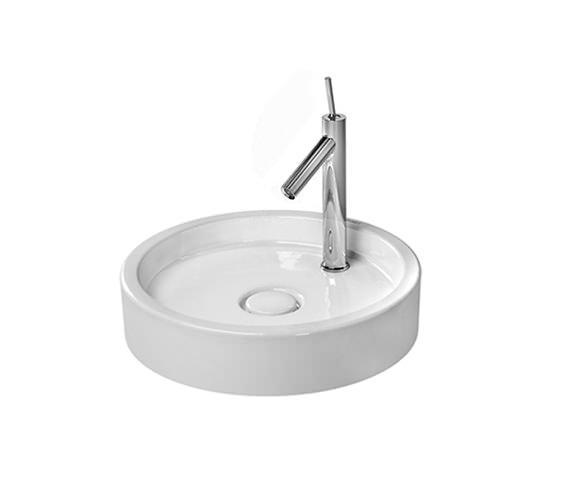 Strack 1 basin 470mm on strack furniture 1235mm s1 9528 s19528l0505 - Bassin starck ...