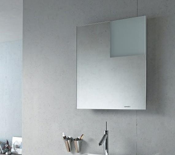 Duravit Starck Mirror With Lighting 600 x 700mm - S1971700000