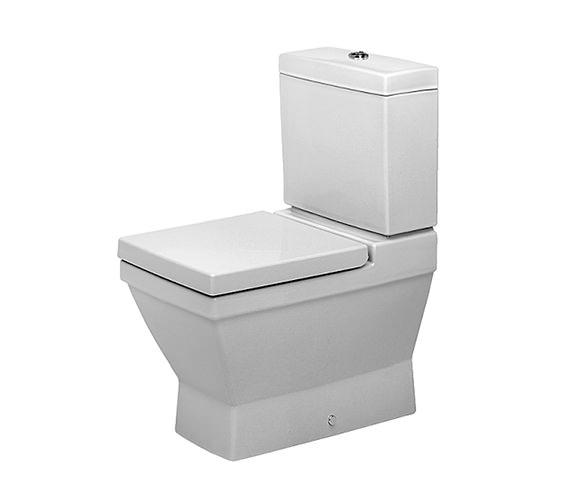 duravit 2nd floor close coupled toilet 2106090000. Black Bedroom Furniture Sets. Home Design Ideas