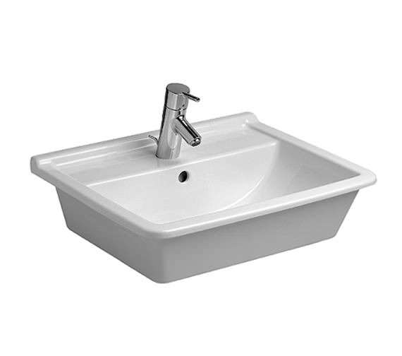 Image 3 of Starck 3 Washbasin 560mm On Ketho Vanity Unit 1200mm - KT 6796 - 030256