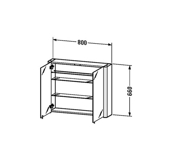 Technical drawing QS-V52997 / LM977103737