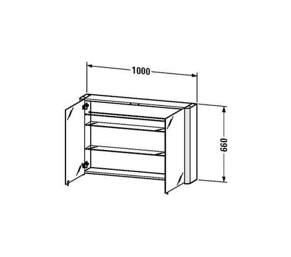 Technical drawing QS-V52998 / LM977203737
