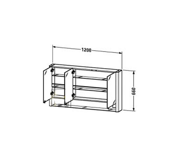 Technical drawing QS-V52999 / LM977303737
