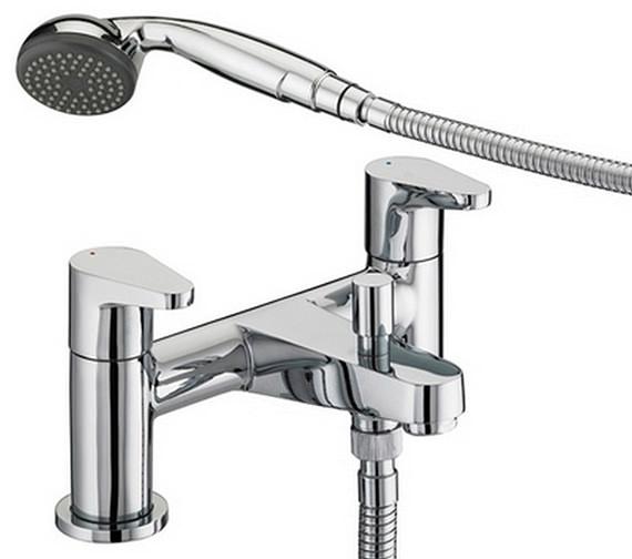 Bristan Quest Bath Shower Mixer Tap - QST BSM C
