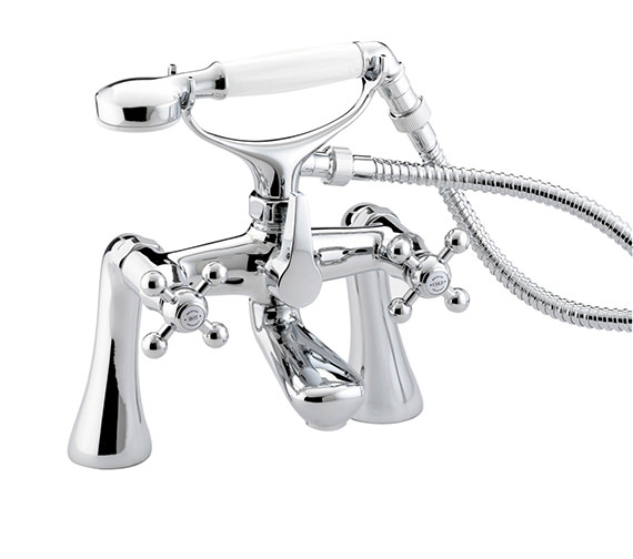 Bristan Regency Chrome Bath Shower Mixer Tap