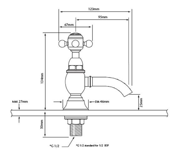 Technical drawing QS-V53312 / THRC00