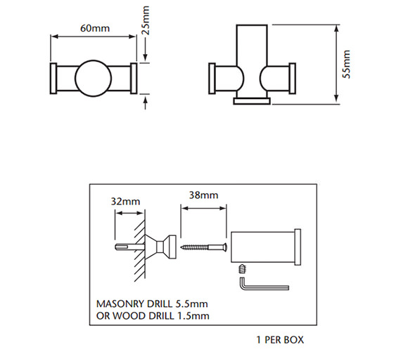 Technical drawing QS-V53344 / ASC10