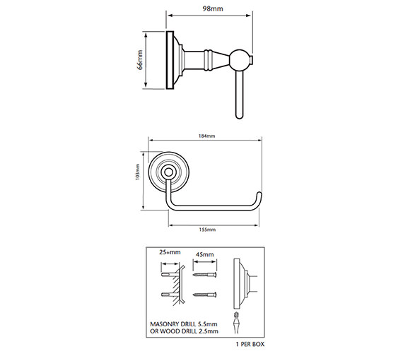Technical drawing QS-V53376 / ACC00