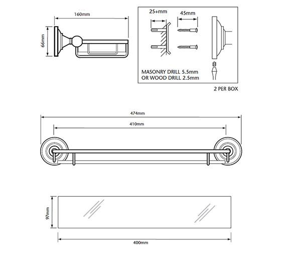 Technical drawing QS-V53380 / ACC08